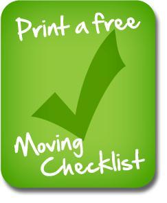 Free, printable moving checklist